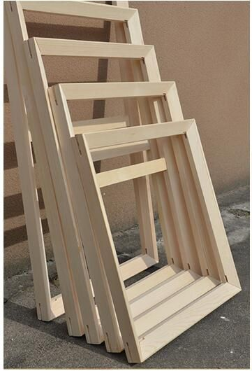 New fahsion high quality wood painting frame different size ...