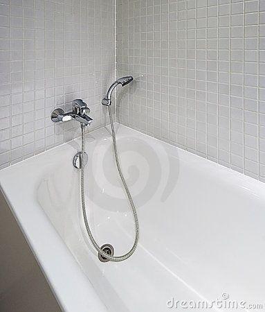 bathtub shower attachment tub to
