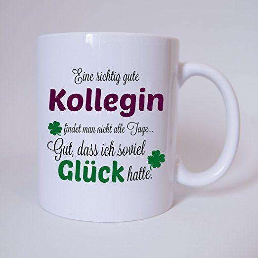 Kaffeetasse Kaffeebecher Für die besten Kollegen und