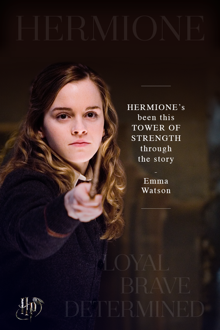 emma watson on the enduring strength of hermione celebrate international women 39 s day with. Black Bedroom Furniture Sets. Home Design Ideas