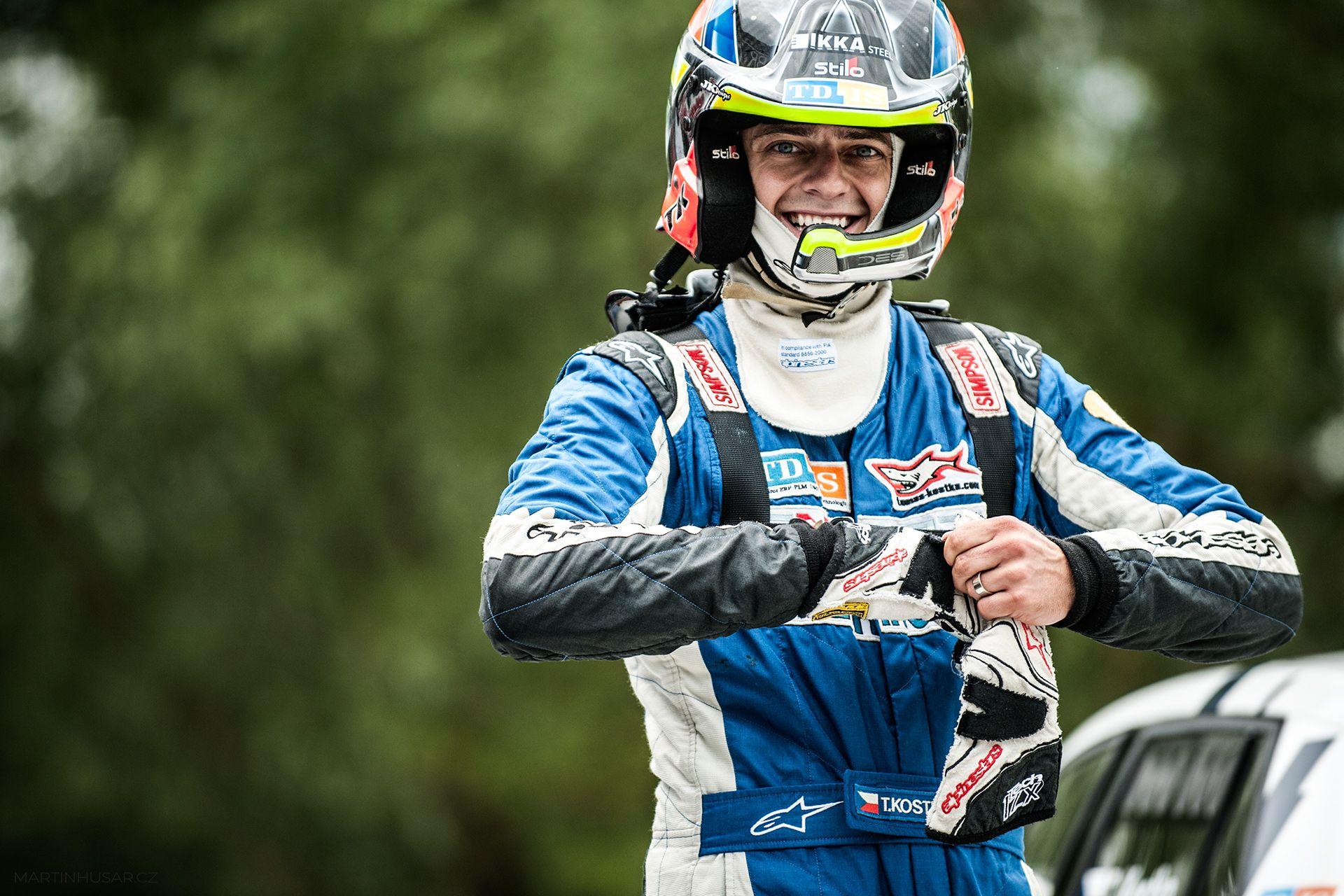 Tomas Kostka & BRR ERC Barum Rally Unterschiedliche