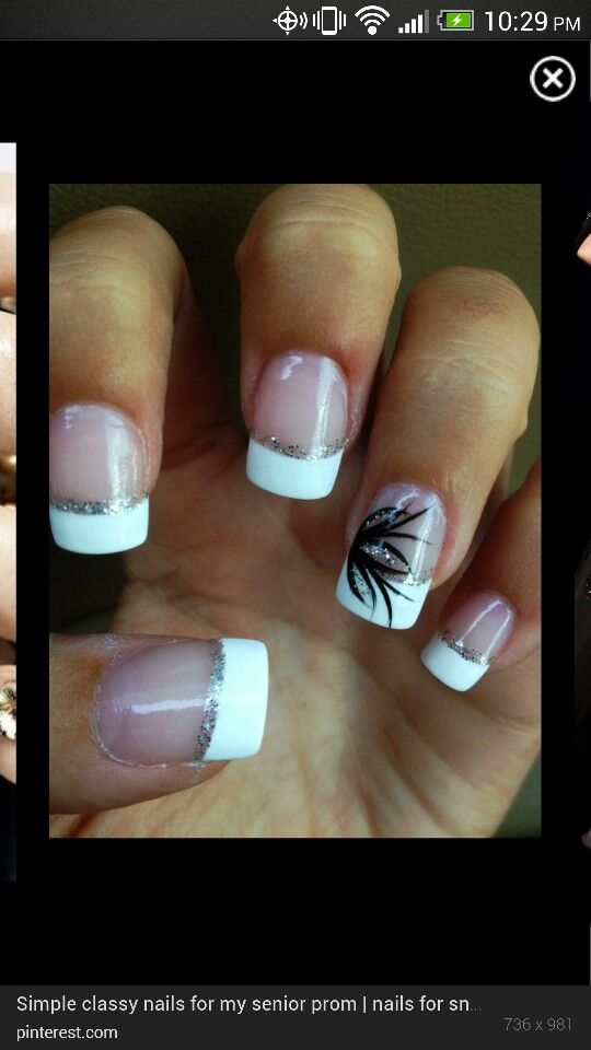 Unique Simple Prom Nails Sketch - Nail Paint Design Ideas ...