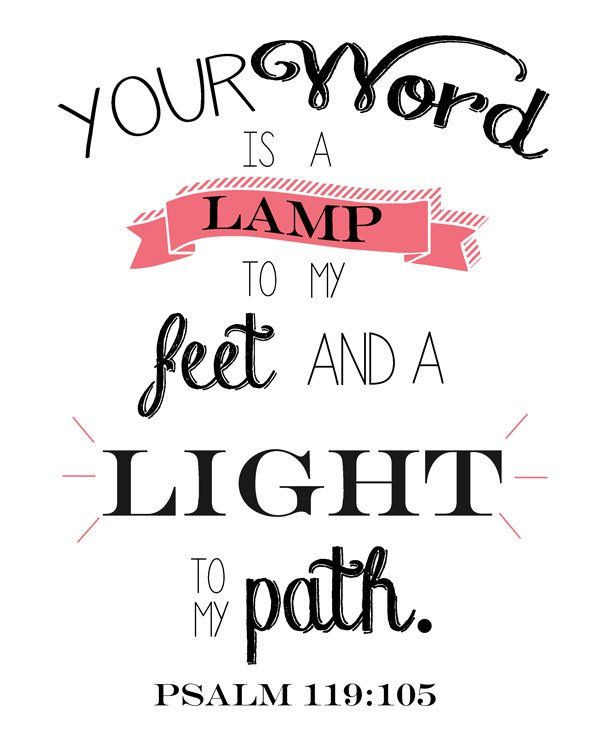 Free weekly Bible verse printables to use to teach the ...