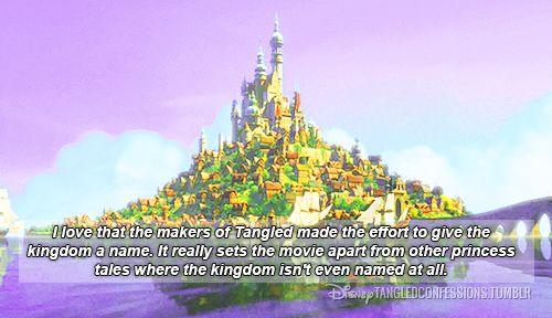 Tangled Confessions Tangled Movie Talk Disney Magic