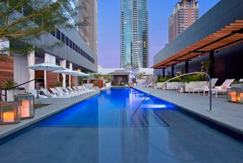 W Hotel Pool Austin Tx See You Next Week