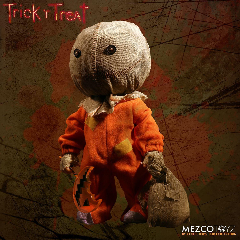 "15"" MEGA SCALE TRICK 'R TREAT SAM (PREORDER) Sam trick"