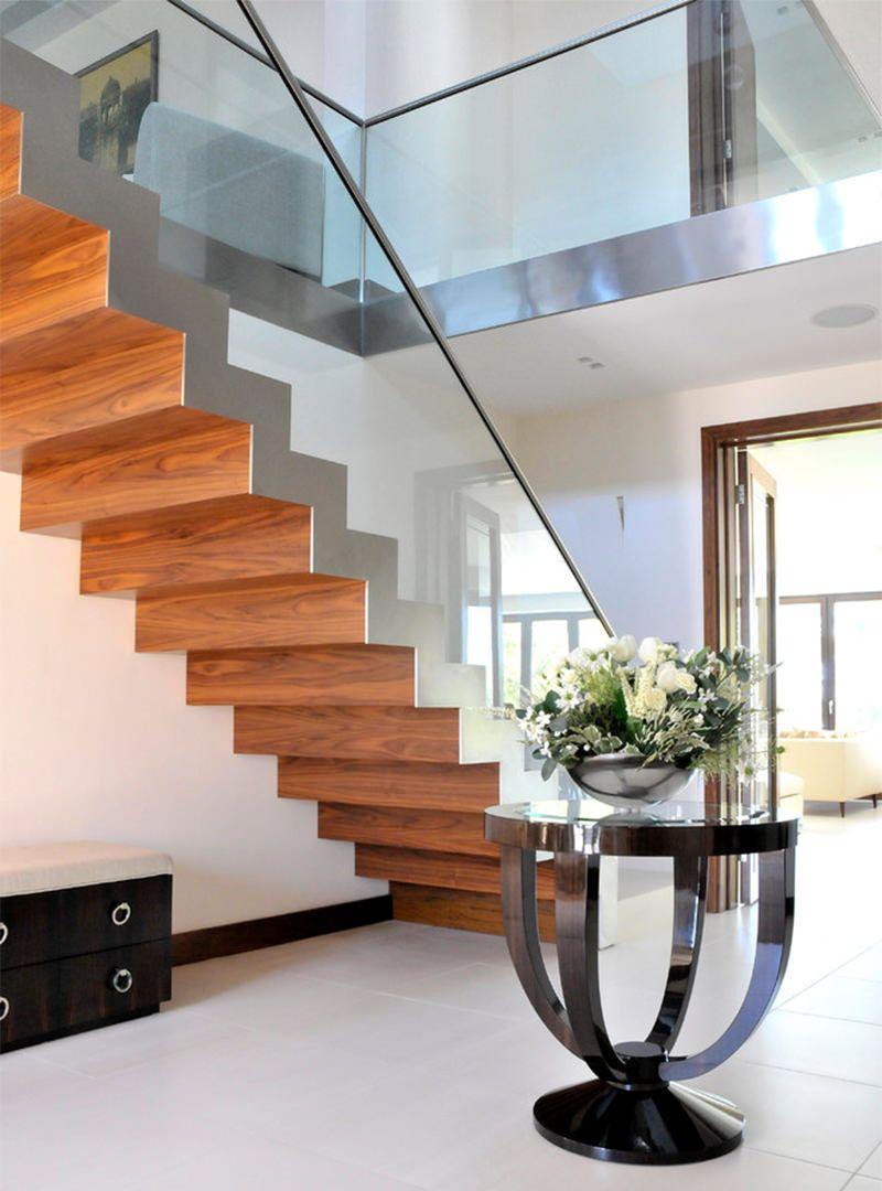 22 escadas flutuantes para voc se inspirar