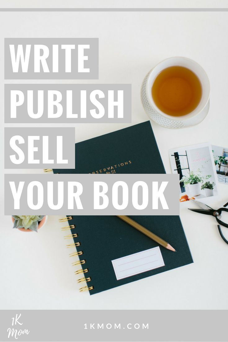037 How To Write, Publish And Sell Your Book With Julie
