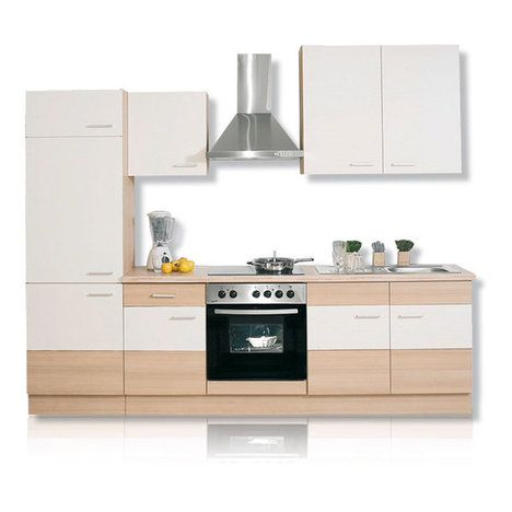 Küchenblock PINA - Pinie-Magnolie - 270 cm Möbel Pinterest - küchenblock 270 cm
