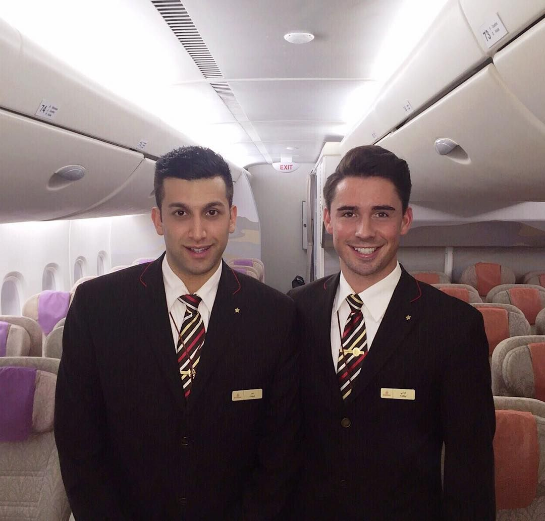 Emirates Cabin Crew Training Is Now Complete It S Been