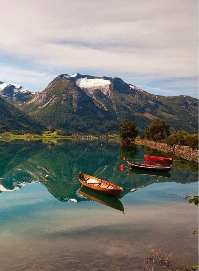 Hjelle. Norway.