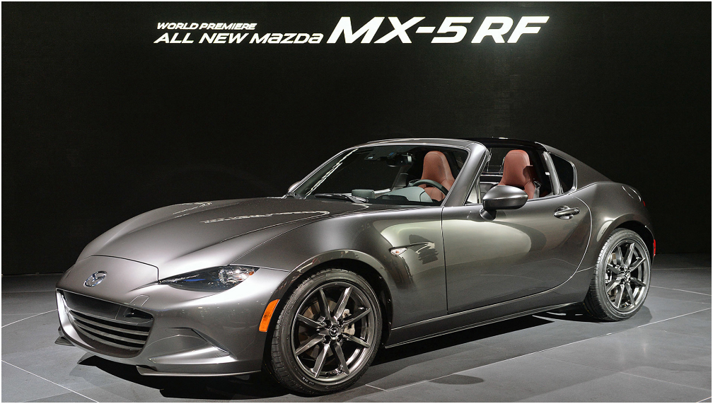 2018 Mazda Mx 5 Rf Review Release Date And Price