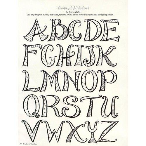 oodles of doodles  design originals  doodle lettering