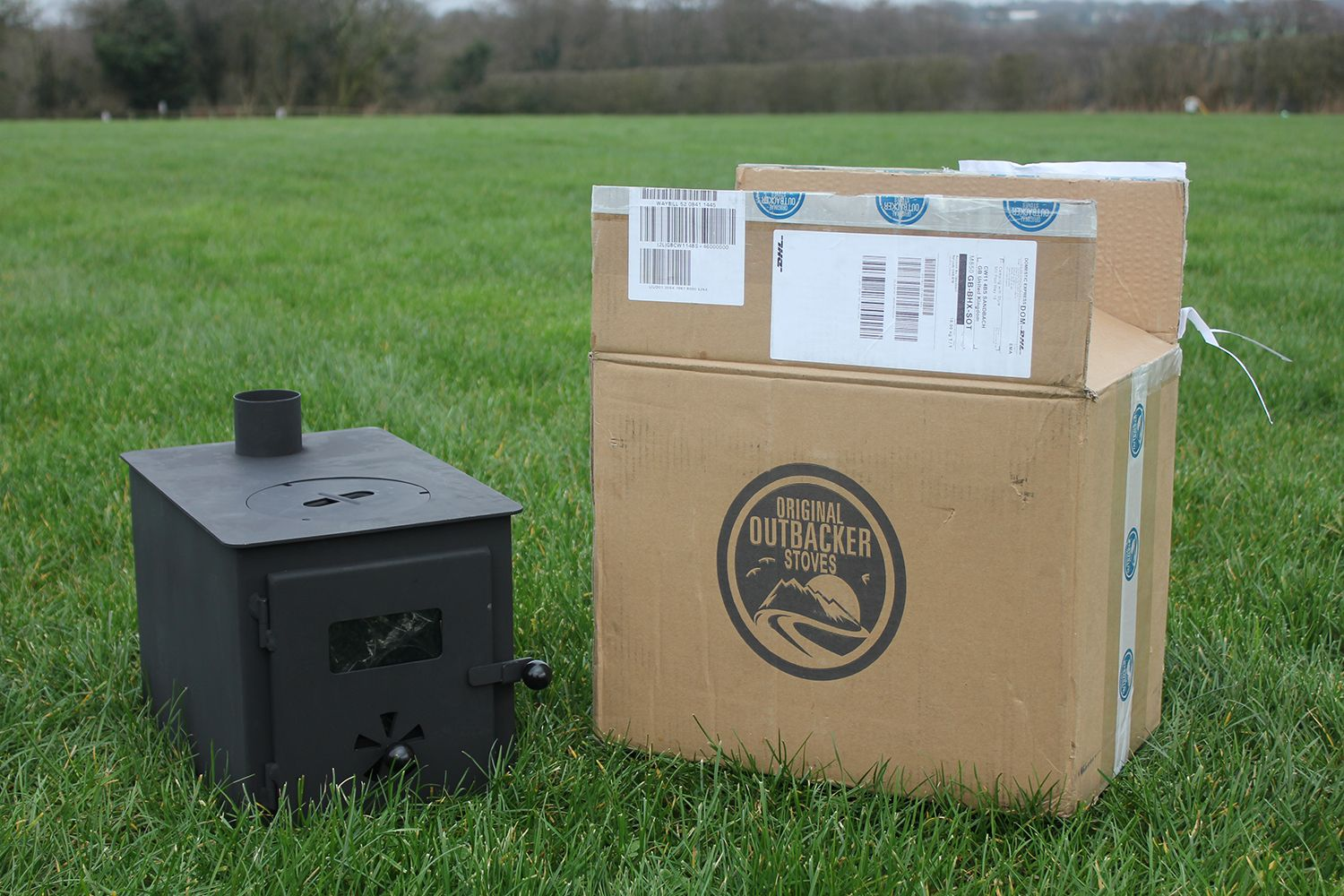 Outbacker Firebox Tent Stove169.99 from Bell Tent BoutiqueBuy it here Features Lightweight portable log & Outbacker Firebox Tent Stove169.99 from Bell Tent BoutiqueBuy it ...
