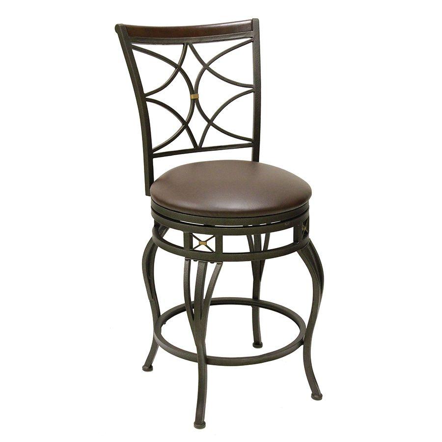 50 Chelsea Adjule Bar Stool Lowes Modern Vintage Furniture Check More At Http