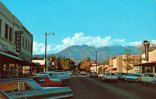 Upland California 1965 Upland California Upland Pomona California