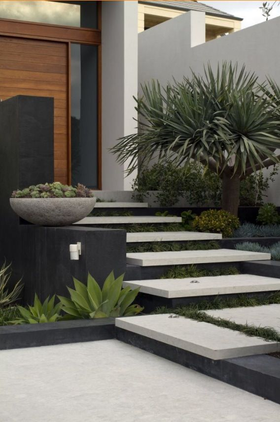 Planting ideas, Perth interior  exterior - Design/Architecture