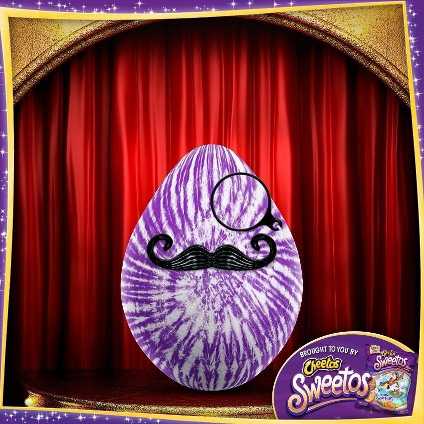 Check out this easter egg from chesters eggerator and