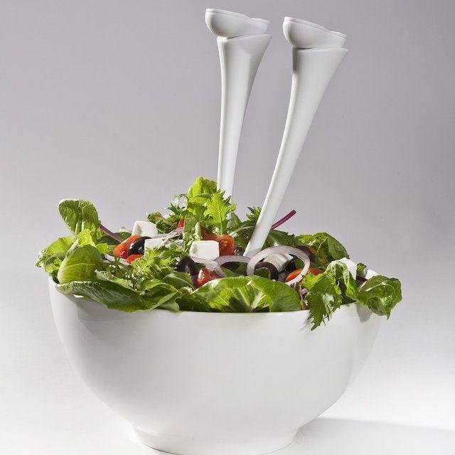 Entrando de cabeça na salada