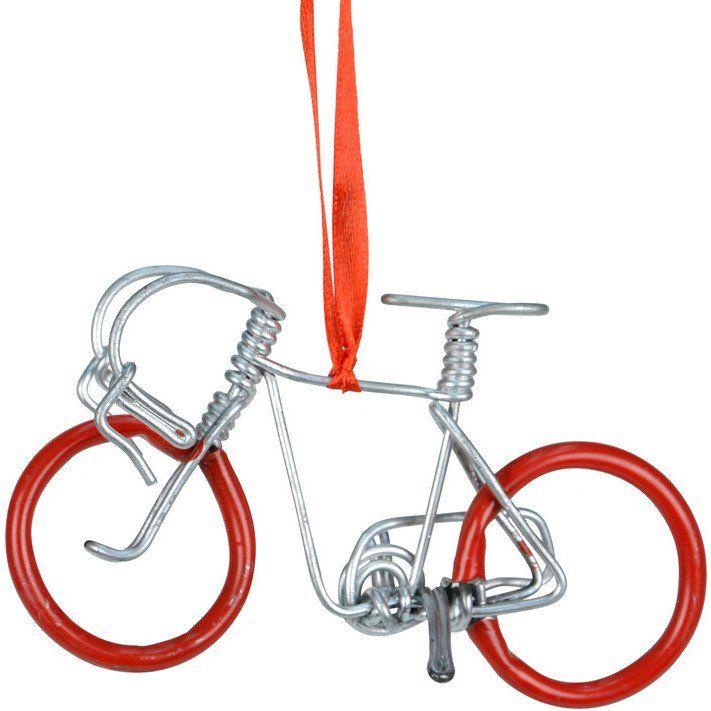 Pedal Metal Bike Ornament Ten Thousand Villages Canada
