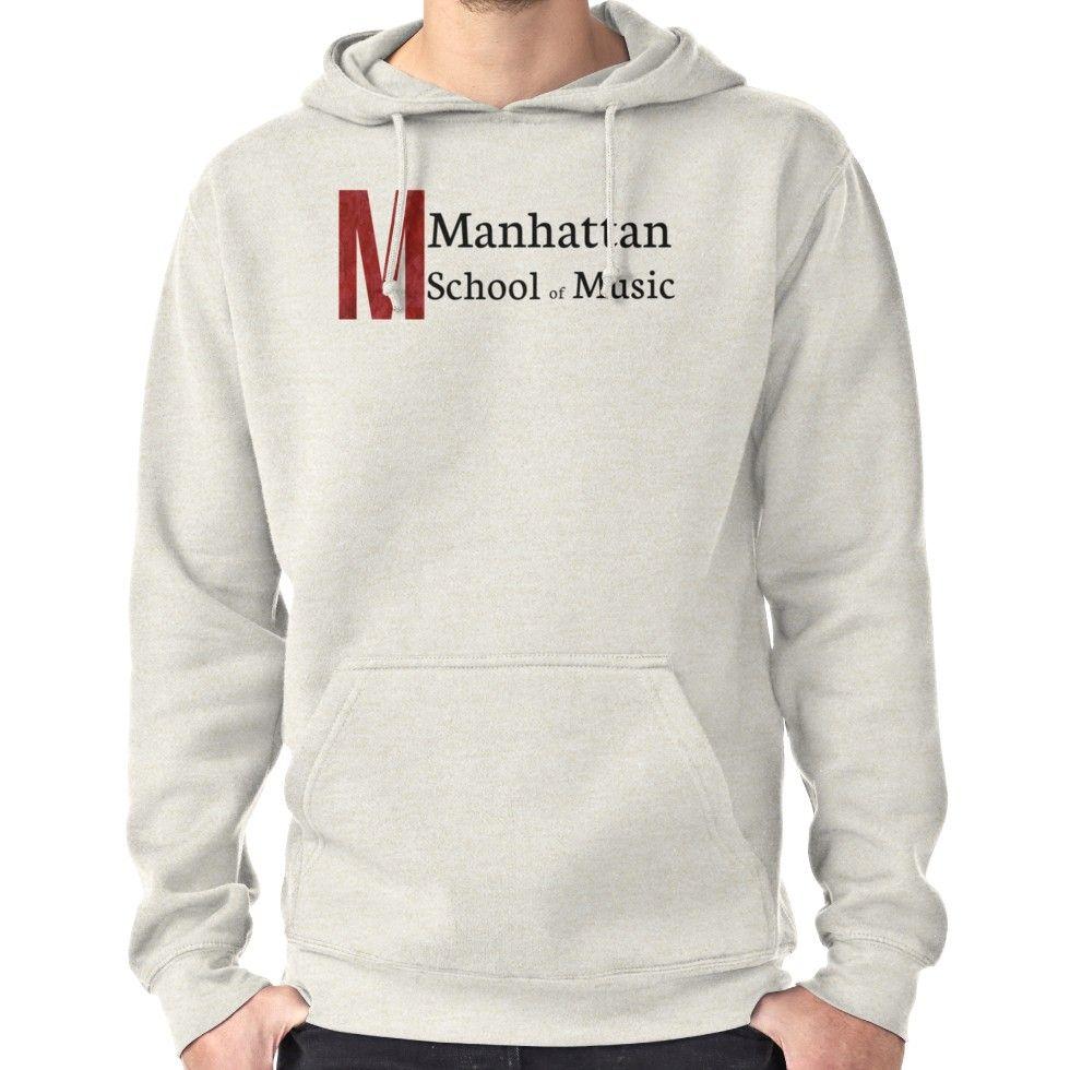 Manhattan School of Music (2) Hoodie (Pullover) a5b08a72af1