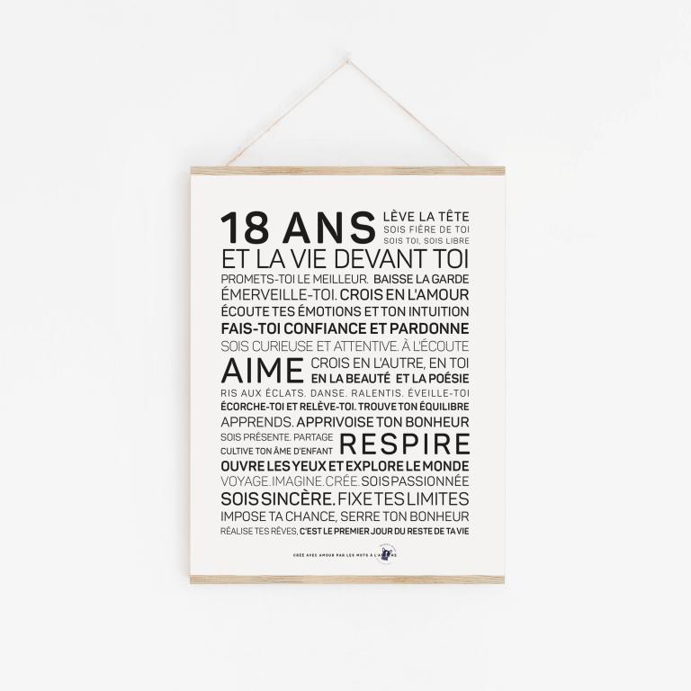 Maison Petit Fils 18th Carte D Anniversaire Loving Mots Cartes De Voeux Papeterie Luxon Pl