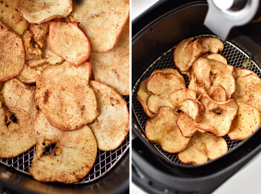 How to Make Apple Chips in an Air Fryer Recipe Air