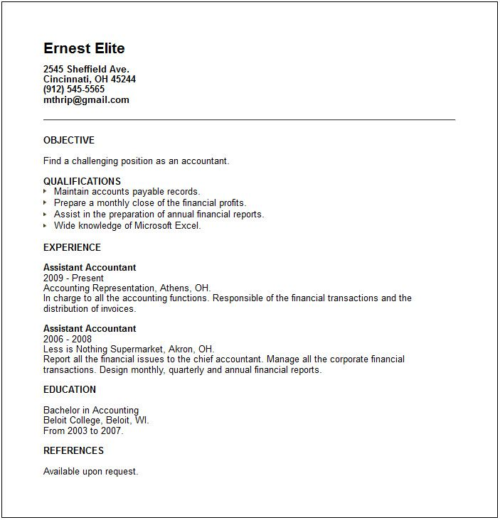 Resume Examples Accounting Resume Examples Resume Cover Letter Examples Job Resume Samples Cover Letter For Resume