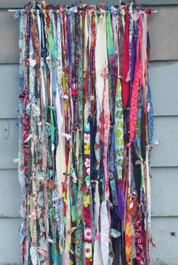 Gypsy curtains, decorative wall hanging   Decorative walls ...