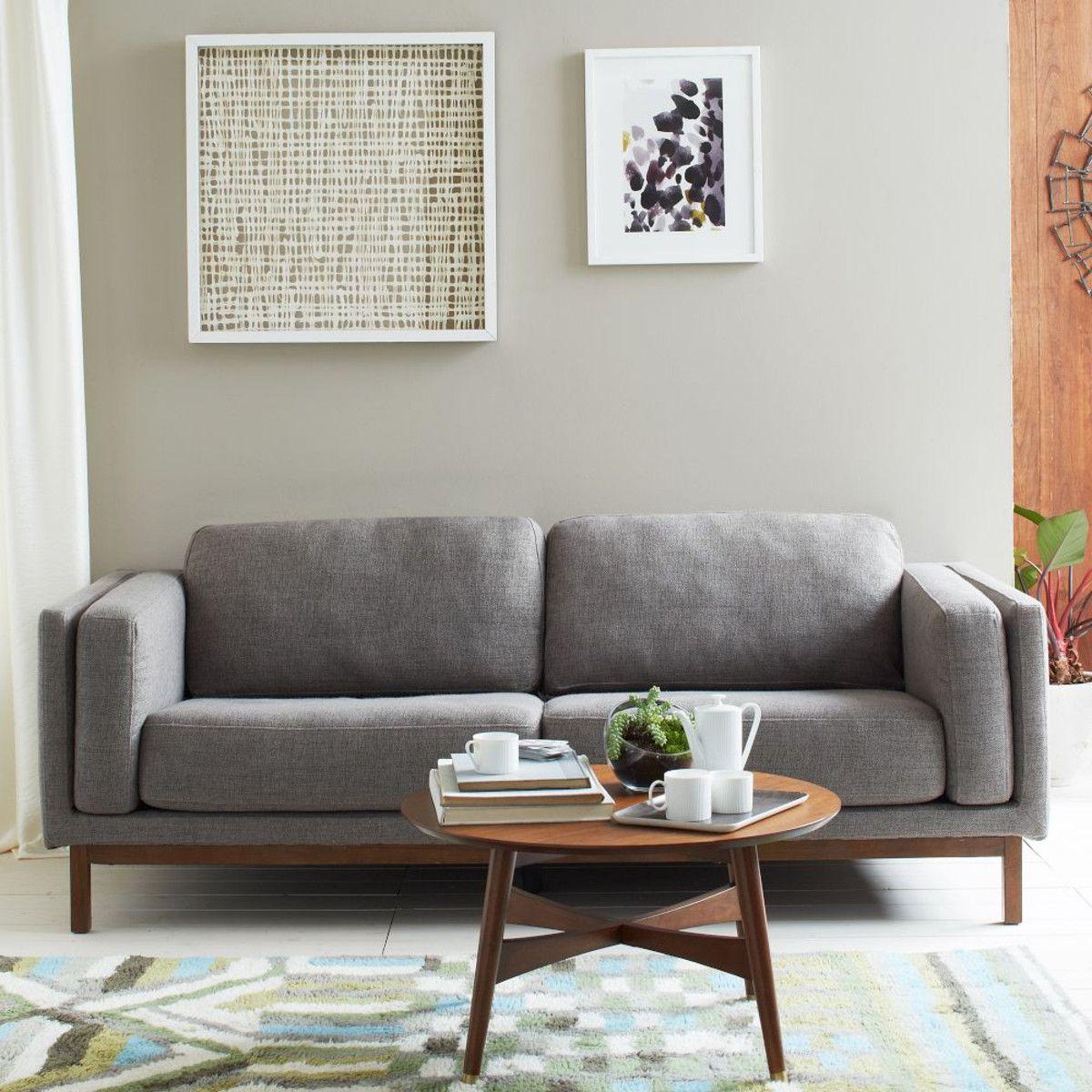 Dekalb Upholstered Sofa. Small Lounge RoomsUpholstered SofaWest ElmLiving  ...