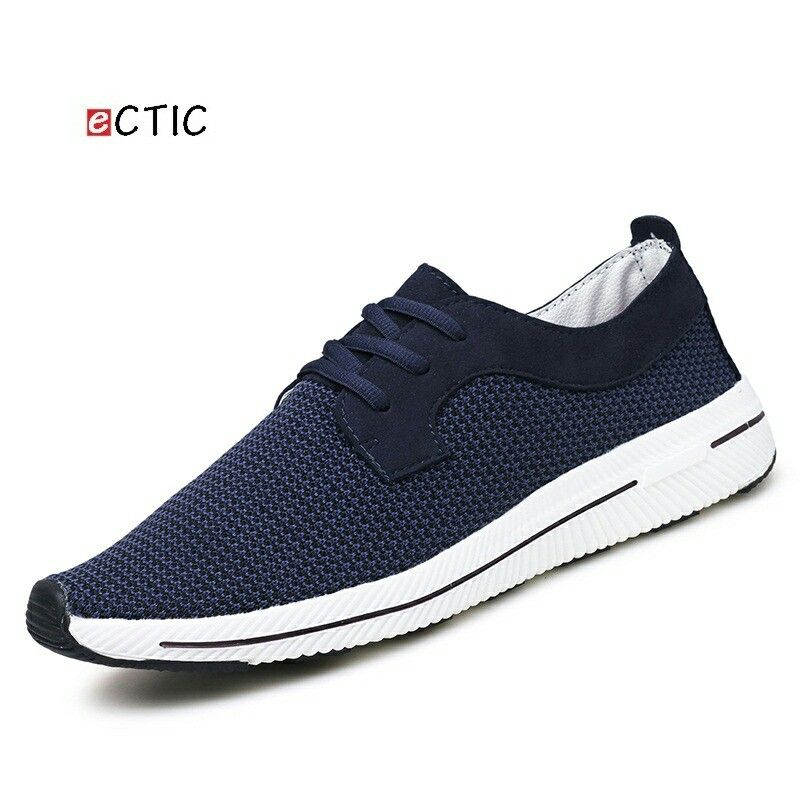 Shoes Mens Casual Shoes High-Top Sneakers Lace-up Deck Boat Shoes Lightweight Running Shoes (Color : White Size : 39)
