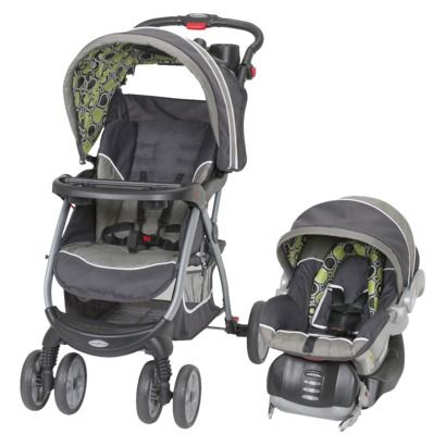 Baby Trend Encore Travel System Insignia Travel