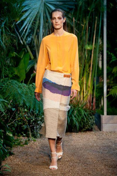 Hermès at Paris Spring 2014