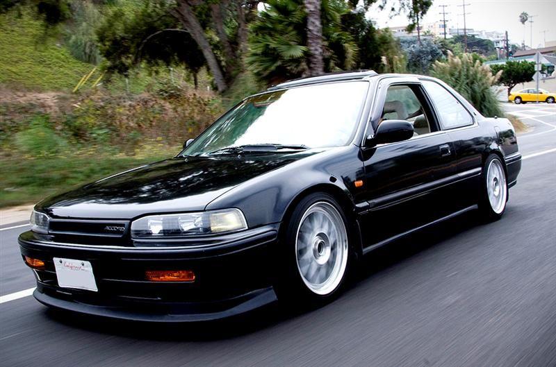 Civic Classic Sedan Black Olx: Honda Accord Coupe 1992.