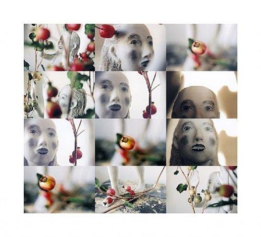 Eve in the pomegranates von Kiki Smith