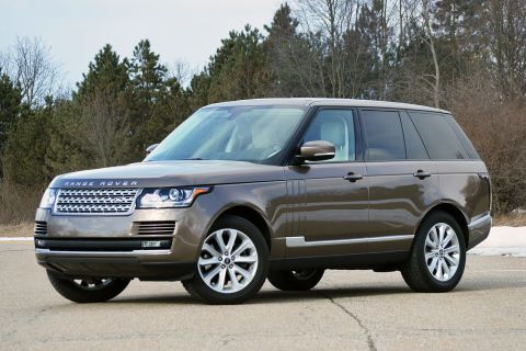 New Cars Used Cars For Sale Car Reviews And Car News Range Rover Supercharged Range Rover Hse Land Rover