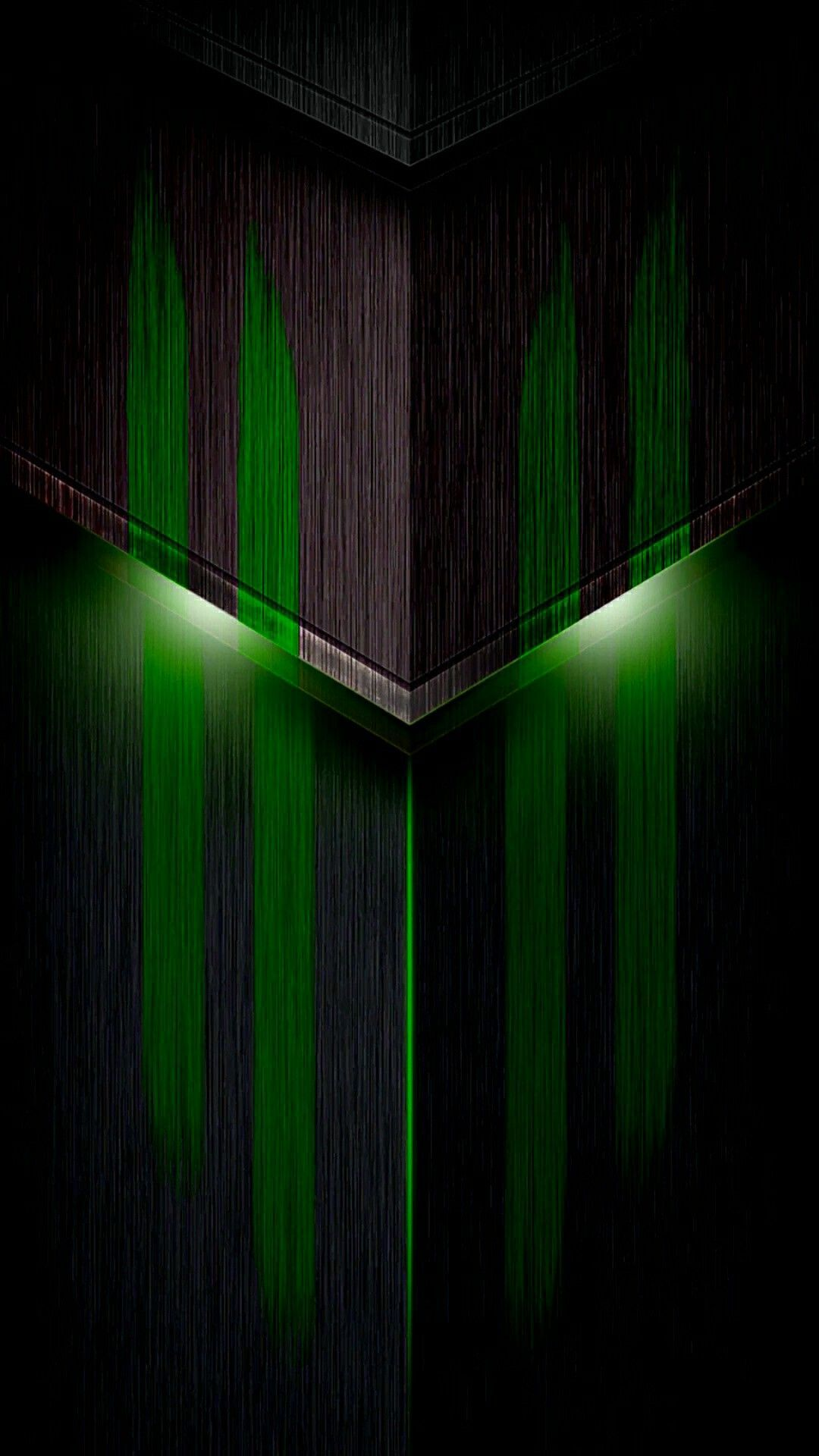 Gaming Black And Green Background Image Oneplus Wallpapers Phone Wallpaper Design Green Wallpaper