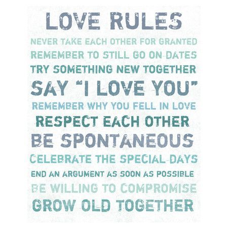 love rules <3