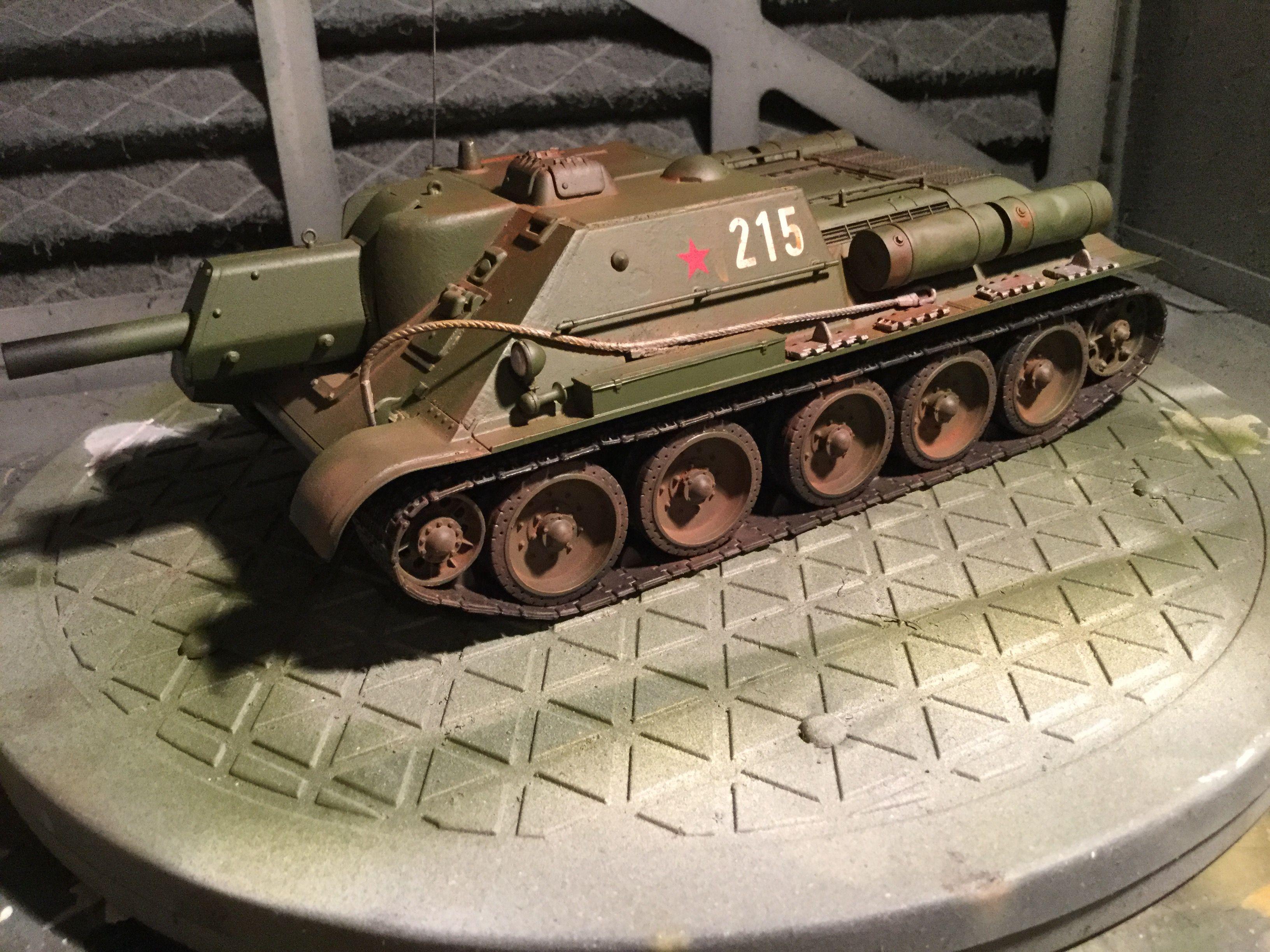 Su-122 again