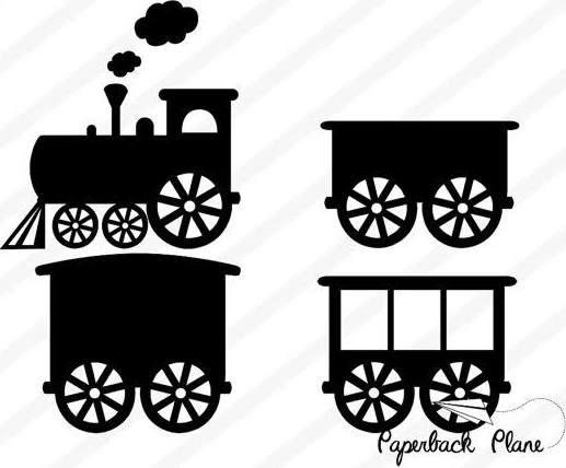 Cricut Train