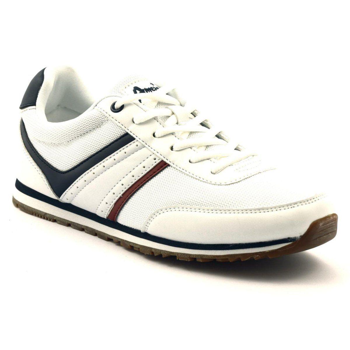 American Club Adi Sportowe Buty Meskie American 2015 Biale Adidas Samba Sneakers Adidas Samba Adidas Sneakers