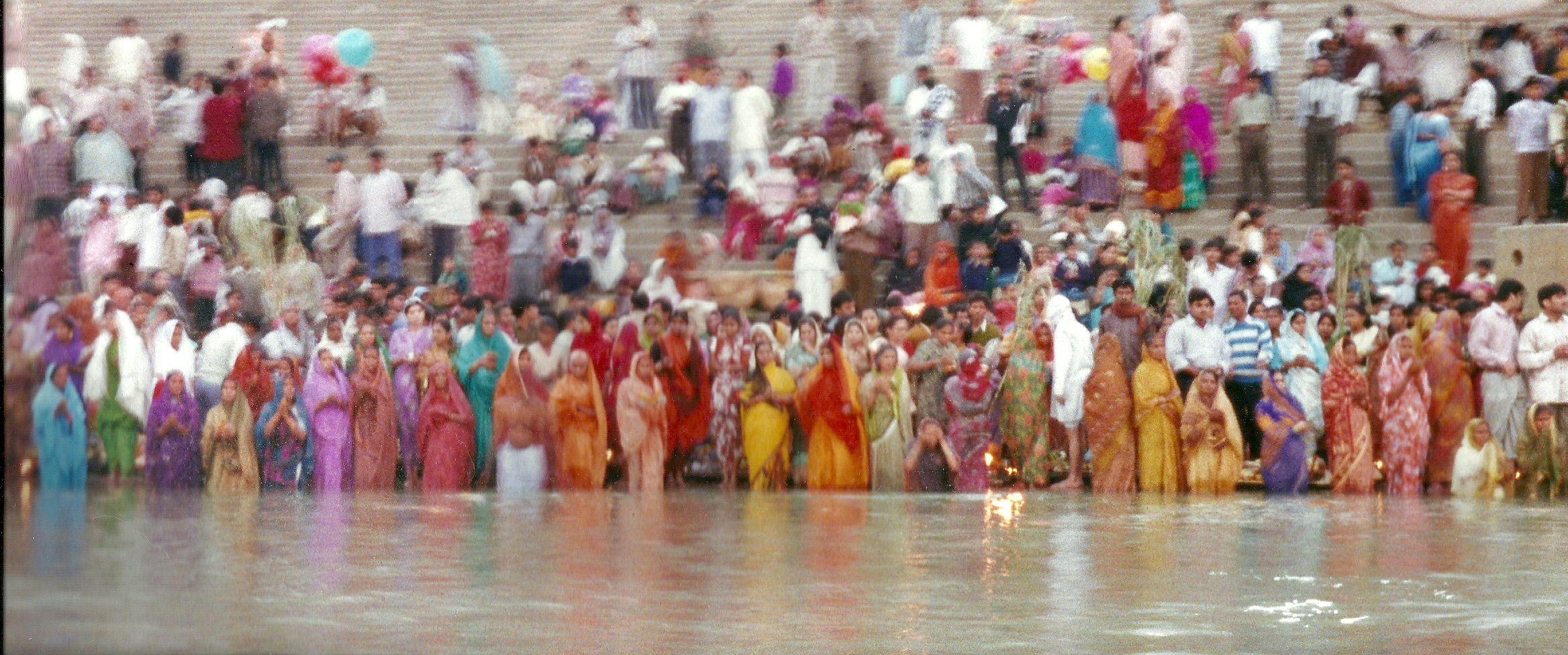 Varanasi, India. The most magical place.