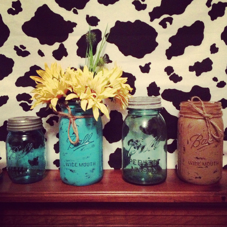 My mason jars