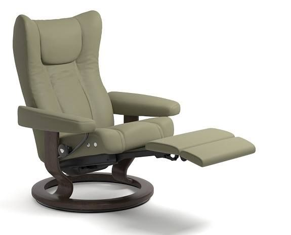 The Stressless Wing Recliner Feature The Glide And Plus Systems That Make  Stressless Recliners The Most Comfortable In The World.
