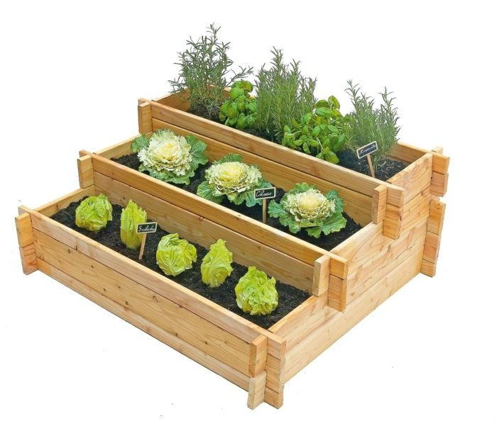 Comment Bricoler Un Potager En Palette Instructions Avec Images
