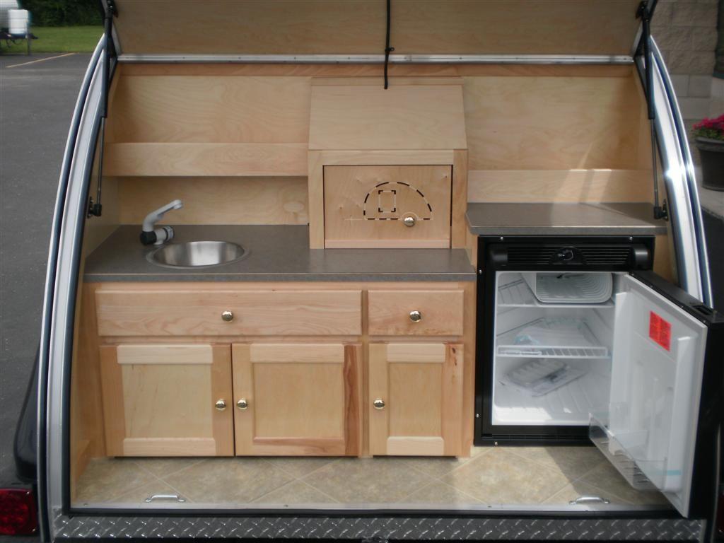 Silver Shadow kitchen