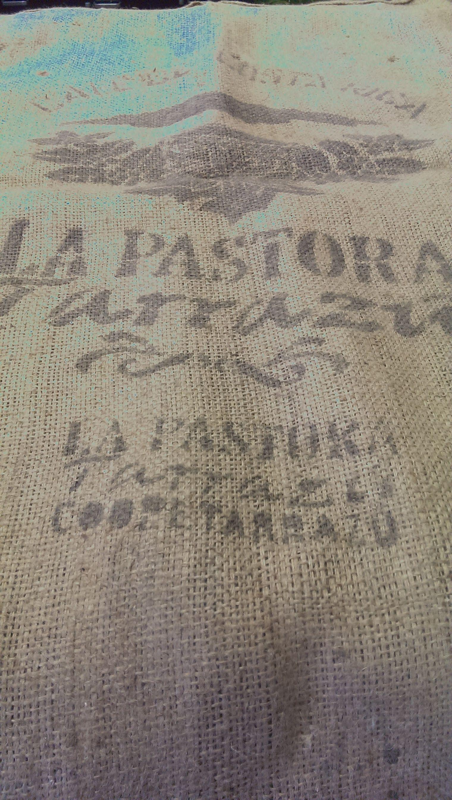 La Pastora coffee, grown in the high Tarrazu region of Costa Rica.