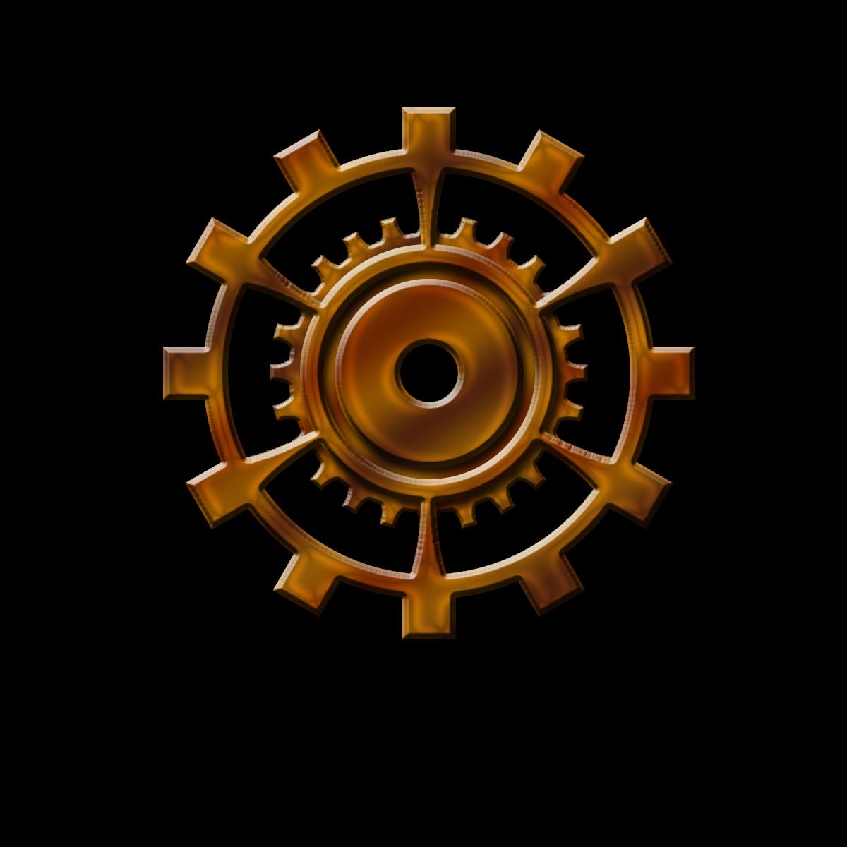steampunk gears clock gear png steampunk clock gears png