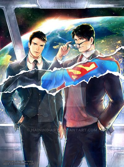 Superman/Batman This is done for CWT37(Comic World in Taiwan) :www.comicworld.com.tw