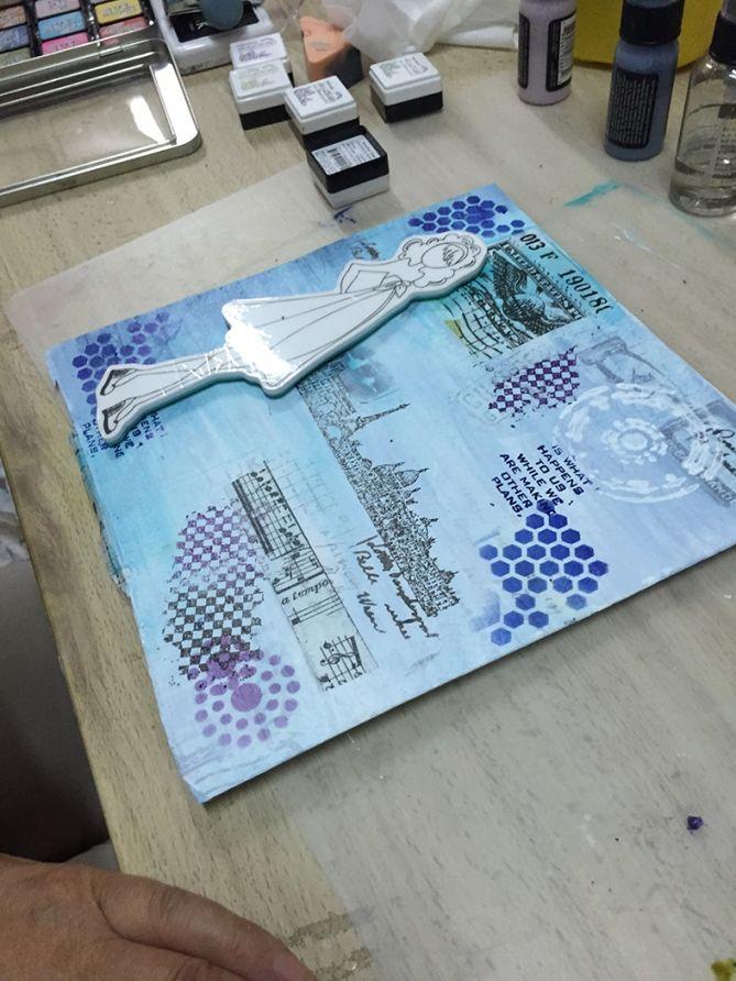 Proyecto MIXMEDIA septiembre 2015 en papelería san bernardo
